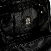 Fekete Női hátizsák