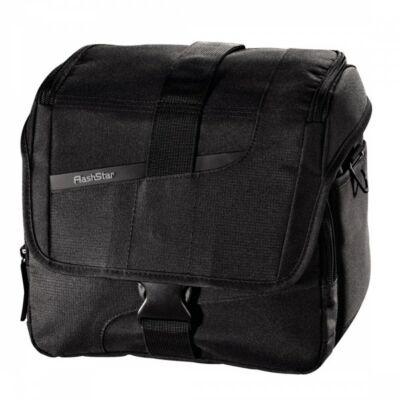 HAMA FlashStar 140 fotó táska, fekete