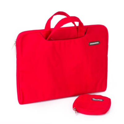Piros laptoptáska