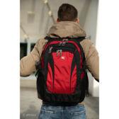 Swisswin hátizsák hl-316 piros
