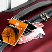 BOS-1321 Bossana 60 cm-es bőrönd