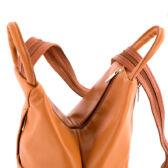 Valódi bőr női hátizsák**