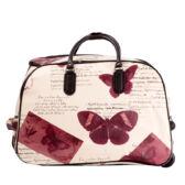 Euroline pillangós gurulós utazó táska*