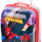 Pókember Gurulós gyermek bőrönd Spiderman