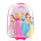 Hercegnő Disney Gurulós gyermek bőrönd*
