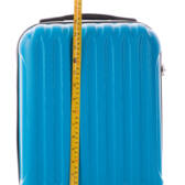 Bőrönd kabin méret RYANAIR járataira felvihető levehető kerekekkel  (40 x 30 x 20 cm) WIZZAIR méret