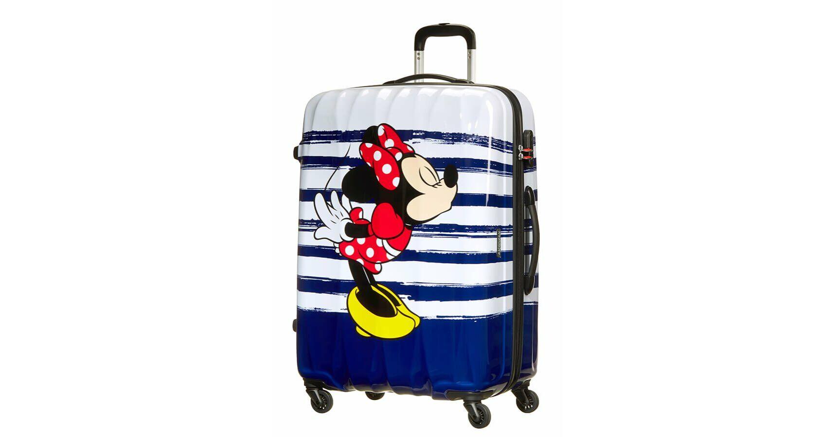 eb8b66276c42 American Tourister Disney Legends Minnie Kiss Spinner bőrönd 75 cm-es** -  Disney Legends - Etáska - minőségi táska webáruház hatalmas választékkal