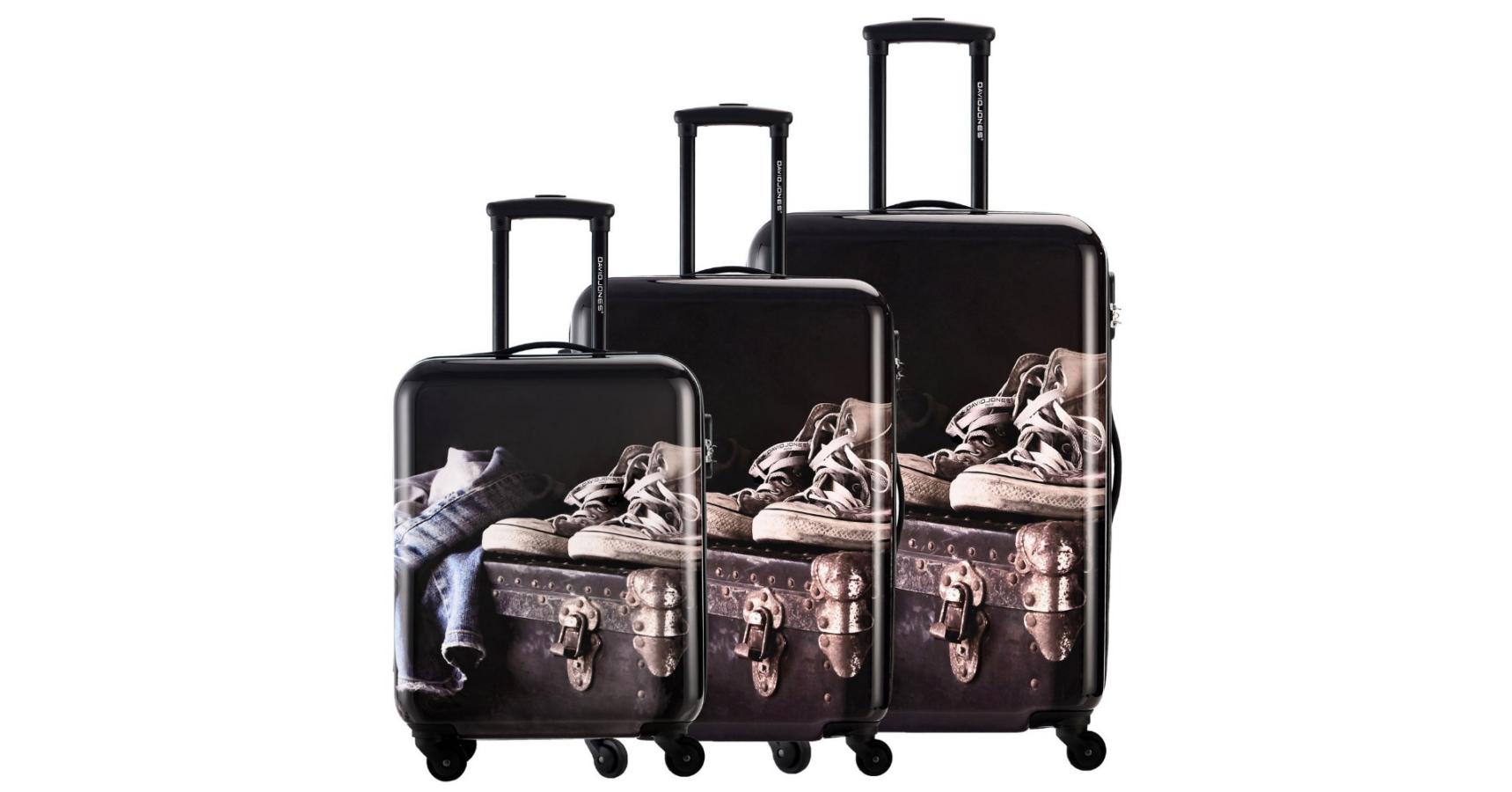 723421c868bc David Jones bőrönd szett 3 részes - Akciós bőrönd - Etáska - minőségi táska  webáruház hatalmas választékkal