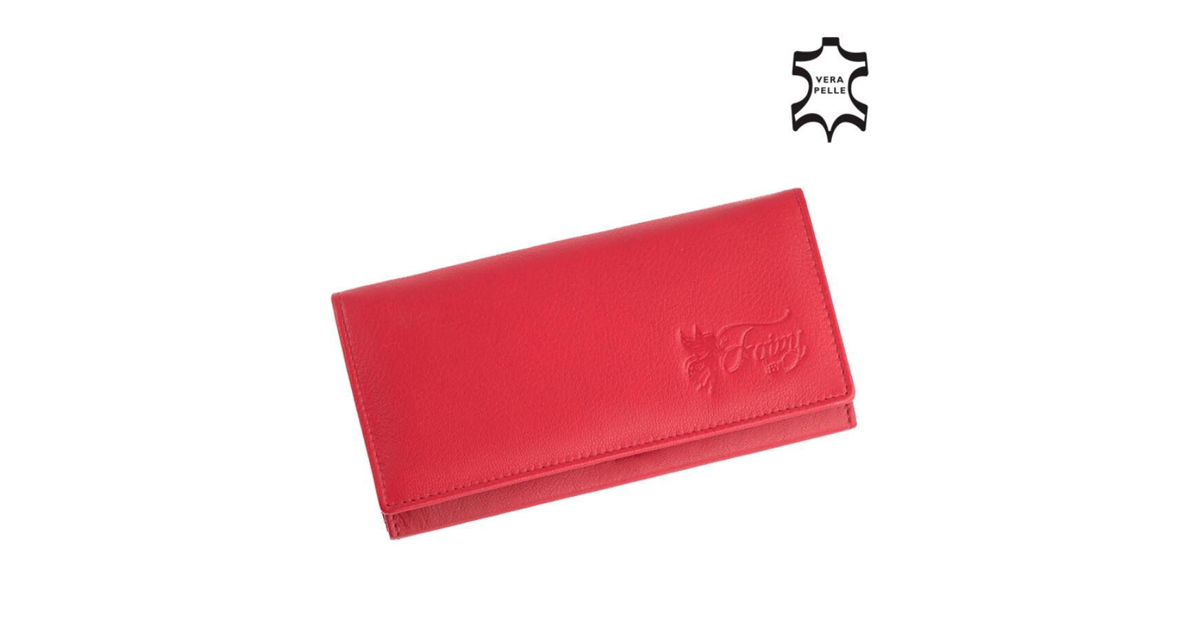 c23b81b2ae2f Fairy valódi bőr piros női pénztárca díszdobozban* - Fairy valódi bőr női  pénztárcák - Etáska - minőségi táska webáruház hatalmas választékkal