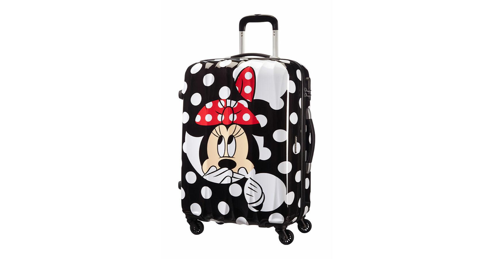 24dbe750f4a1 American Tourister Disney Legends Minnie Spinner bőrönd 65 cm-es - Disney  Legends - Etáska - minőségi táska webáruház hatalmas választékkal