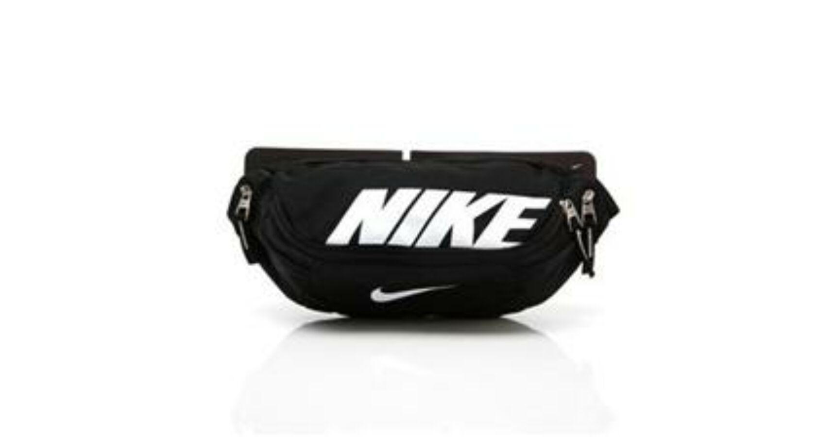 Nike övtáska BA4601 067 Fekete fehér Övtáska Etáska