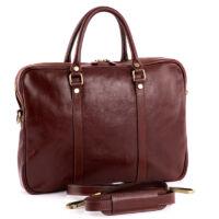 Valódi bőr üzleti táska*
