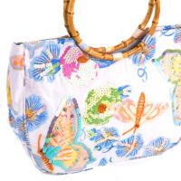 Pillangós női táska