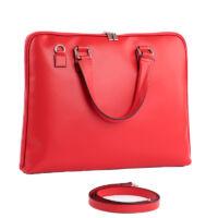 Valódi bőr női üzleti táska