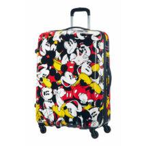 American Tourister Disney Legends Mickey Comics Spinner bőrönd 75 cm-es 825d632006