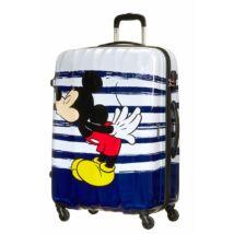 American Tourister Disney Legends Mickey Kiss Spinner bőrönd 75 cm-es  697d4749cf