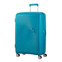 American Tourister Soundbox bővíthető Spinner bőrönd 77