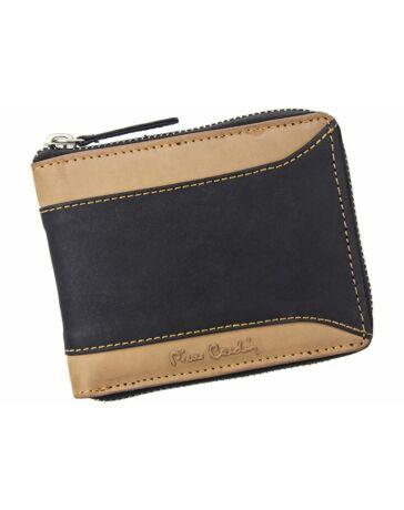 Pierre Cardin valódi bőr férfi pénztárca RFID védelemmel*