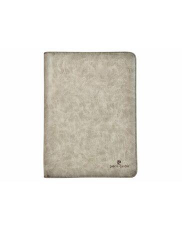 Pierre Cardin Valódi bőr irattartó mappa számológéppel