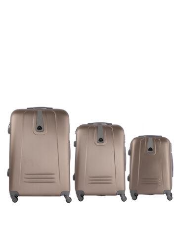 A keményfalú bőröndök a legbiztonságosabb és legtartósabb bőröndjeink. 3e89d872da