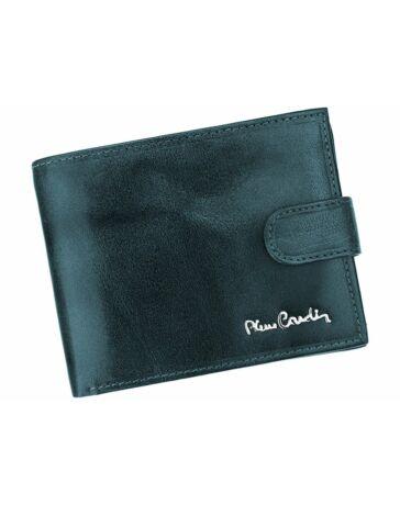 Pierre Cardin Valódi bőr férfi pénztárca RFID védelemmel