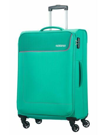American Tourister Soundbox bővíthető Spinner bőrönd 55 - Soundbox ... 57319a0767