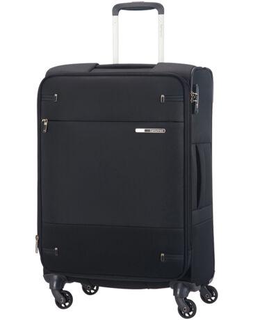 Samsonite BASE BOOST négykerekű bővíthető közepes bőrönd 66cm 38N*004*