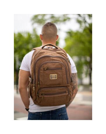 AOKING barna színű hátizsák CTN49095 brown