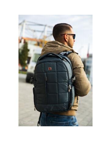 Swisswin hátizsák szürke színben ET8003