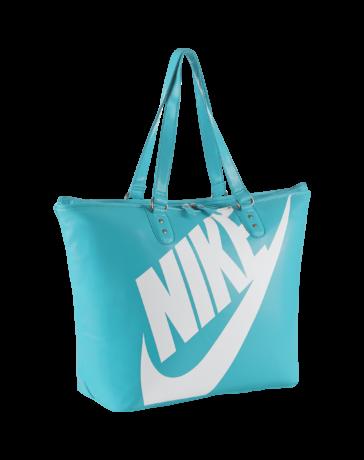 Nike oldaltáska BA4271 019 Fekete-fehér - Nike Iskolatáska - Etáska ... b094491ead