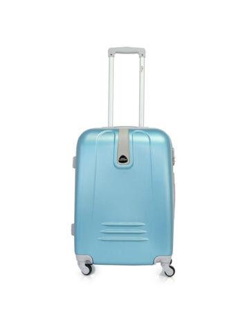 Bontour CLASSIC Bőrönd Közép Méret Világoskék 120742 SkyBlue
