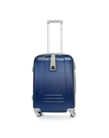 Bontour CLASSIC Bőrönd Közép Méret Sötétkék 120742 DarkBlue