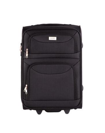 a8181264fb ORMI Bőrönd kabin méret RYANAIR ÚJ WIZZAIR méret · Fekete