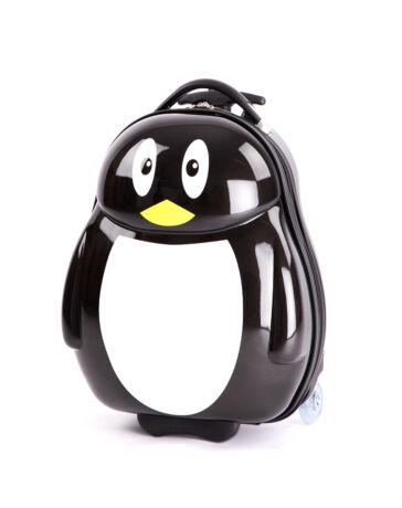 Pingvin Gurulós gyermek bőrönd