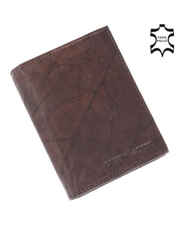 Green Deed valódi bőr férfi pénztárca díszdobozban RFID rendszerrel e98e5701eb