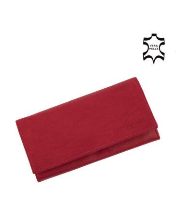 La Scala női bőr pénztárca piros DG30*