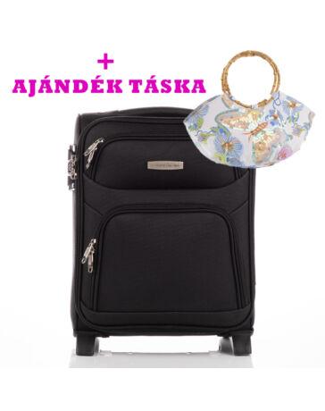 LEONARDO DA VINCI Kabinbőrönd + ajándék táska AKCIÓ
