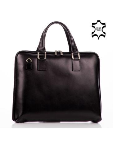 Valódi bőr női üzleti táska*
