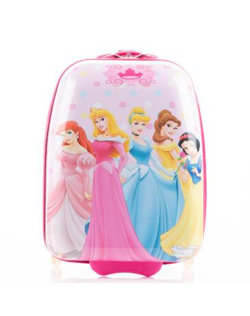 536b64f1d952 Hercegnő Disney Gurulós gyermek bőrönd*