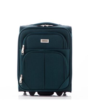 Kis méretű kabinbőrönd zöld színben