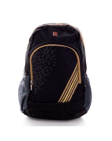 Swisswin hátizsák fekete színben CS2106