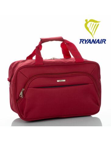 Bontour Fedélzeti táska 40 x 25 x 20 cm Ryanair méret piros színben