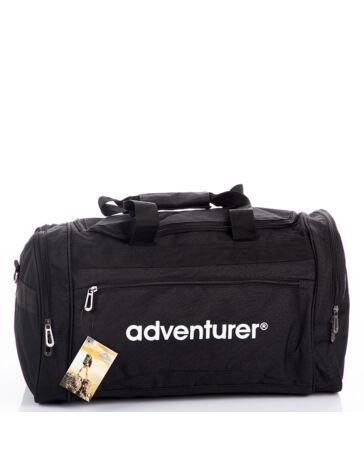 Adventurer utazótáska fekete színben AT5117 Black