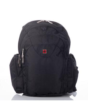 Swisswin hátizsák kivehető laptoptartóval sw8326