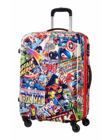 American Tourister by Samsonite Spinner bőrönd 65 cm-es MARVEL Bosszúállók  b2733c9bd5
