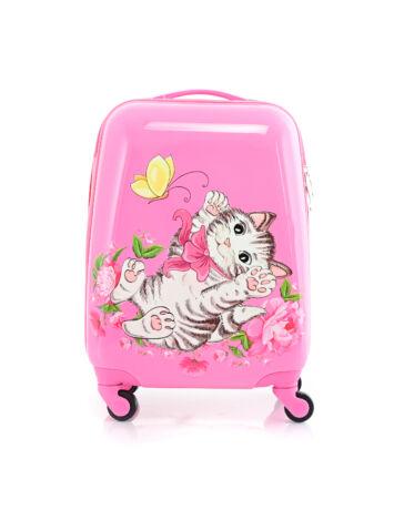 Gyermek bőrönd CICÁS
