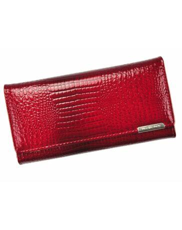 Jennifer Jones Valódi bőr női pénztárca RFID védelemmel*