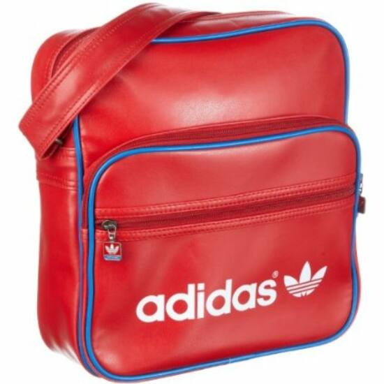 Adidas oldaltáska V86412 AC SIR BAG Piros Női oldaltáska
