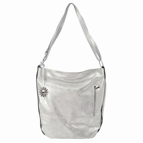 85d13c475b Patrizia Piu Ezüst Műbőr Női táska - Női táska - Etáska - minőségi táska  webáruház hatalmas választékkal