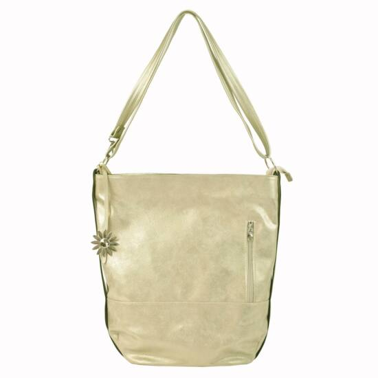 72de0bb726 Patrizia Piu Arany Műbőr Női táska - Női táska - Etáska - minőségi táska  webáruház hatalmas választékkal
